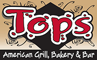 Tops American Grill Logo
